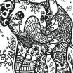 Elephant Adult Coloring Pages Inspiring Elephant Adult Coloring Pages Amazing for Kids as Well 2
