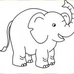 Elephant Coloring Book Brilliant Elephant Printable Coloring Pages Unique Good Coloring Beautiful