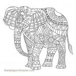 Elephant Coloring Book Creative Elephant Coloring Pages Beautiful Coloring Elephant Awesome Color