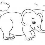 Elephant Coloring Book Elegant Indian Coloring Book Unique Easy to Draw Emo Funny Wallpapers Cool