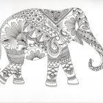 Elephant Coloring Book Exclusive 23 Elephant Mandala Coloring Pages Download Coloring Sheets