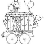 Elephant Coloring Book Exclusive Luxury Circus Animal Train Coloring Pages – Kursknews