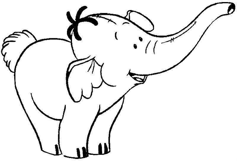 Elephant Coloring Book Exclusive Stunning Childrens Coloring Books Picolour
