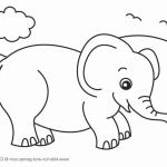 Elephant Coloring Book Inspirational √ Animal Colouring Page and Animal for Coloring Color Page New