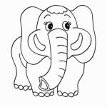 Elephant Coloring Book Pretty New Piggie and Elephant Coloring Sheets – Doiteasy