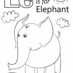 Elephant Coloring Books Brilliant Elephant Coloring Page