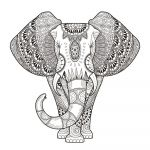 Elephant Coloring Books Excellent 23 Elephant Mandala Coloring Pages Download Coloring Sheets