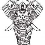 Elephant Coloring Books Inspiring Awesome Tree Life Coloring Pages