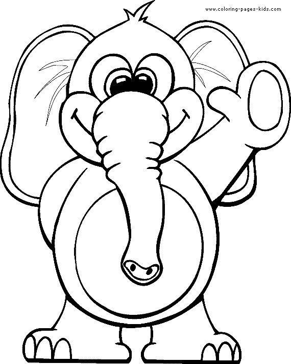Elephant Coloring Pages for Adults Pretty Elephant Coloring Pages to Print – Coloring Pages Online