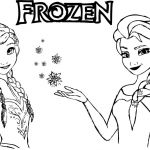 Elsa and Anna Coloring Pages Awesome Coloring Ideas 45 Excelent Frozen Printable Coloring Pages Picture