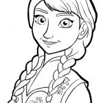Elsa and Anna Coloring Pages Awesome Simeon and Anna Coloring Page – Yggs