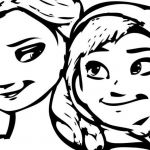 Elsa and Anna Coloring Pages Fresh Printable Frozen Coloring Pages Luxury Elsa and Anna Coloring Book