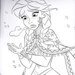 Elsa and Anna Coloring Pages Inspirational Coloring 30 Extraordinary Disney Coloring Pages Frozen
