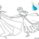 Elsa and Anna Coloring Pages Unique Coloring Frozen – Manyfountains