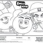 Emoji Coloring Pages Amazing Cute Emoji Coloring Pages
