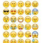 Emoji Print Outs Creative 26 Best Imoji Printables Images In 2017