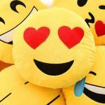Emoji Print Outs Elegant Us $4 85 Off New Funny Emoji Pillow Pillow Cushions Coussin Almofada Plush Cat Smiley Emoji Emoticons Redondo Cushion Pillow Plush toy 2019 In