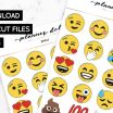 Emoji Stickers Printable Best Printable Emoji Stickers 94 Images In Collection Page 1