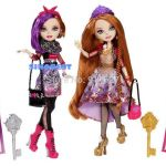 Ever after High Holly and Poppy Amazing Genuine original Ever after High Holly O Hair and Poppy O Hair Dolls