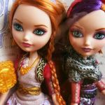 Ever after High Holly and Poppy Awesome Ever after High Poppy Holly – Boyama Sayfaları