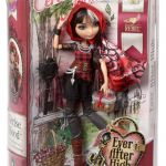 Ever after High Holly and Poppy Best Ever after High First Chapter Cerise Hood Doll by Ever after High by