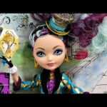 Ever after High Holly and Poppy Best Madeline Hatter Legacy Day Ceremonia Dziedzictwa Ever after