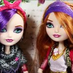 Ever after High Holly and Poppy Brilliant Holly and Poppy O Hair 2 Pack Siostry Holly I Poppy Ever after