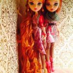 Ever after High Holly and Poppy Elegant 137 Best O Hair Twins Images In 2017