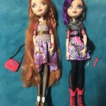 Ever after High Holly and Poppy Elegant Ever after High Holly I Poppy O Hair Supraśl • Olx
