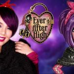 Ever after High Holly and Poppy Excellent Ever after High Makeup Tutorial ashlynn Ella