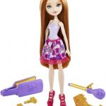 Ever after High Holly and Poppy Exclusive Lalka Mattel Ever after High Holly Bajeczne Fryzury Dnb75 Ceny I