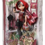 Ever after High Holly and Poppy Inspirational Ever after High First Chapter Cerise Hood Doll by Ever after High by