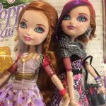Ever after High Holly and Poppy Inspiring Ever after High Holly E Poppy Ohair Lacrada original Rara R$ 600