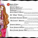 Ever after High Holly and Poppy Inspiring Ever after High Oc S Favourites by Aliceolantern On Deviantart