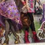 Ever after High Holly and Poppy Marvelous Ever after High Holly E Poppy Ohair Lacrada original Rara R$ 600