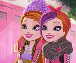 Ever after High Holly and Poppy Wonderful Holly O Hair Cartoon Ever after High Wiki