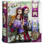 Ever after High Holly and Poppy Wonderful Lalka Mattel Ever after High Dwupak Holly O Hair Poppy O Hair