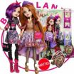 Ever after High Holly O Hair and Poppy O Hair Marvelous Ever after High Dwupak Holly I Poppy O Hair Bjh20