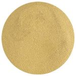 Extreme Color by Number Brilliant Superstar Face Paint Gold Shimmer Color 057