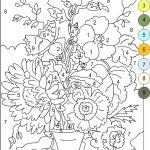 Extreme Color by Number Pretty Extreme Coloring Pages – thefrangipanitree