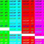 Extreme Color by Number Wonderful Color foreground and Background Colours Windows Cmd Ss64