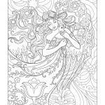 Faerie Coloring Pages Amazing Angel with Dove Beautiful Angels Coloring Book