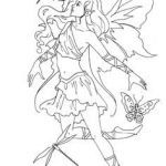 Faerie Coloring Pages Awesome 776 Best Fairies to Color Images In 2019
