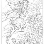 Faerie Coloring Pages Best Fall Fairy Coloring Pages