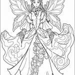 Faerie Coloring Pages Creative Pin by Erin On Coloring for Grown Ups