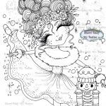 Faerie Coloring Pages Exclusive Fairy Door Winter