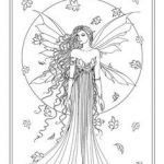 Faerie Coloring Pages Inspiration 727 Best Coloring Pages Fantasy Images In 2019