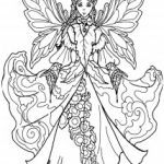 Faerie Coloring Pages Inspiration Coloring Fairy Eymiruldings