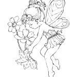 Faerie Coloring Pages Inspired Lovely Fantasy Coloring Pages to Print