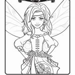 Fairy Adult Coloring Fresh Elegant Tinkerbell Pirate Fairy Coloring Pages – C Trade